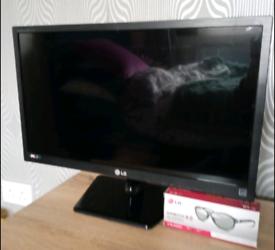"Monitor 23"" LG 3D"