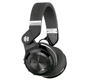 Bluedio T2S Turbine headphonBluedio T2S Turbine headphone works~