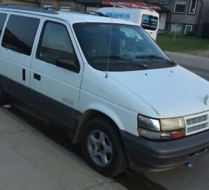 Dodge caravan PRICED TO SELL !!!