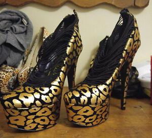 Size 10 heels Kitchener / Waterloo Kitchener Area image 5