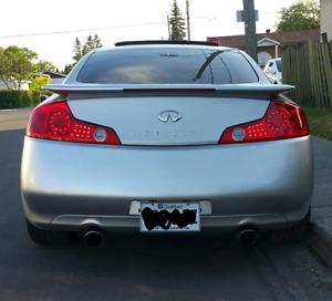 Infiniti G35S Coupé Sport Package
