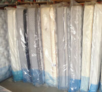 BRAND NEW, orthopedic mattresses with matching box springs