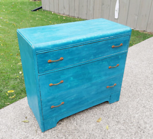 Turquoise Dresser *Delivery Available*