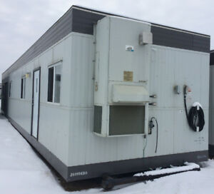 12x60 skid - REDUCED DEAL !!! - modular office lunch room 155496