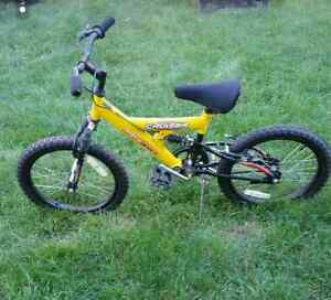 "Childrens bicycle 18"" Cambridge Kitchener Area image 1"