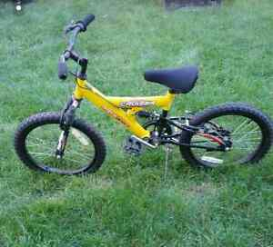 Childrens bicycle 18""