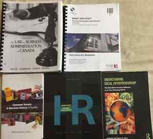 University Textbooks (York / Ryerson)