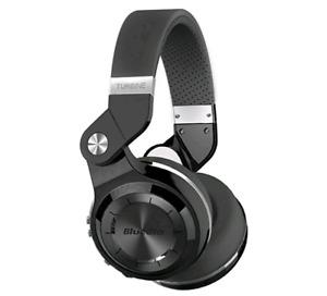 Bluedio T2S Turbine Bluetooth Headphone works perfectly in good