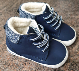 Blue Baby boots