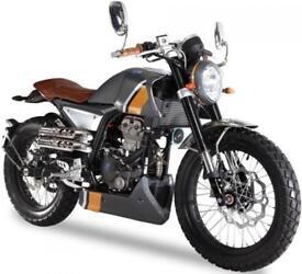 MONDIAL HPS125S MOTORCYCLE