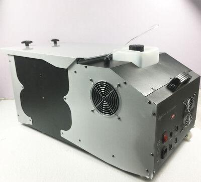Low Fog Machine (Brand New 110V Low Lying Smoke Fog Machine 3000W Stage Show Party)