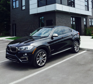 2015 BMW X6 - M Performance - Sport Package