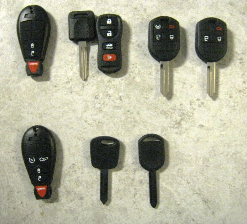 Key And Fob Programming Dodge Ford Nissan Honda Mazda