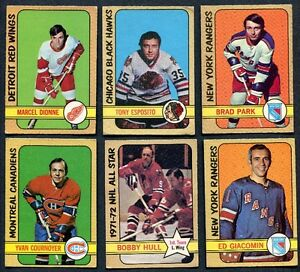 BUYING HOCKEY CARDS TO COMPLETE SETS -> 60's and 70's Cambridge Kitchener Area image 5