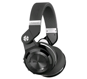 Bluedio T2S Turbine Bluetooth headphone works perfectly in good