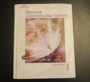 Electronic Communication Systems 2nd Edition - Blake