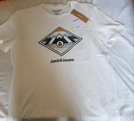JACK & JONES T-shirt 2 pices bundle #6