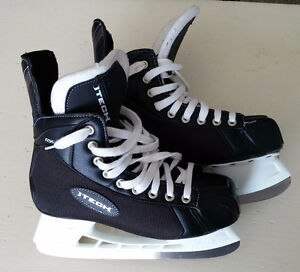 Bauer Youth Size 6 Skates itech flyweight