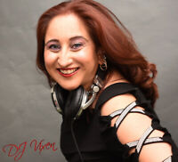 FEMALE BOLLYWOOD DJ & MC