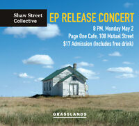 Shaw Street Collective EP Release Concert