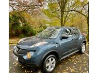 2013 Nissan Juke VISIA DCI 1.5 1FORMER OWNER UK DELIVERY 6SPEED 20TAX AC IMMACU