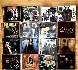 18 Various Music CD albums - SEE DESCRIPTION $20 for all 18