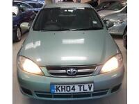DAEWOO LACETTI SX 14 Services stamps 1 Keeper 2 KEYS MOT 06-2018