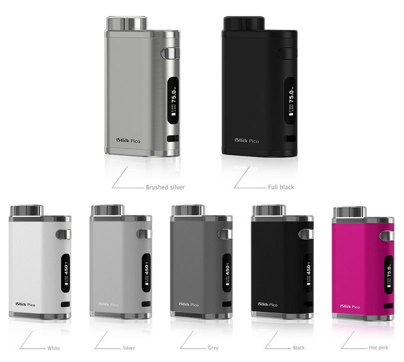 100% Authentic Eleaf iStick Pico 75W TC *MOD ONLY Express Kit compact USA Seller