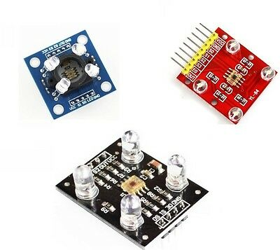 Tcs230 Tcs3200 Color Recognition Sensor Farberkennung Modul For Mcu Arduino