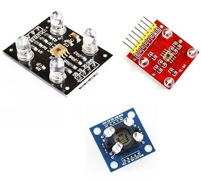 Tcs230 Tcs3200 Color Recognition Sensor Farberkennung Modul For Mcu Arduino S
