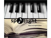 Spotlight Music, English and Maths Tuition-