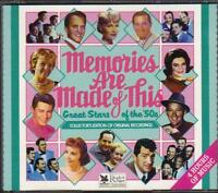 Readers Digest Memories are Made of This (4 CDs)