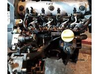 VAUXHALL VIVARO RENAULT TRAFFIC NISSAN PRIMASTAR 1.9 DCI ENGINE CODE F9A,F9K,F9Q