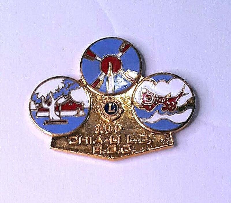 Lions Club - 300-D Chia-Li L.C. R.O.C.