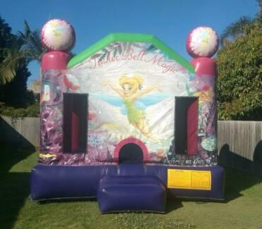 Tinkerbell Jumping Castle Bouncer (Ninja Jump) - New Condition