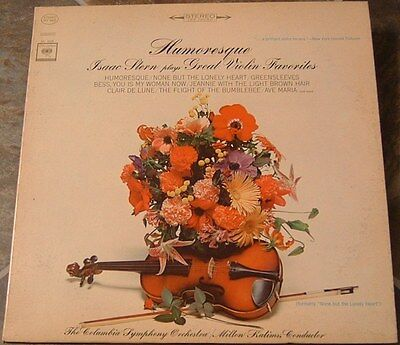 Collection of Isaac Stern on Columbia, Lot of 5