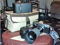 Praktica MTL5 35mm SLR Camera.