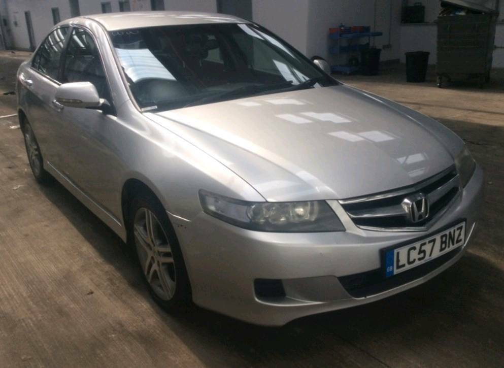 2007 Honda Accord 2.2 Tdci Se Superb Drives Cheap And Bargain Price