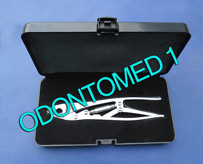 Plate Gripper Spine Orthopedic Surgical Instruments Odm 107