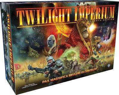 Twilight Imperium 4th Edition Board Game Factory Sealed Brand New NIB FFG 2017