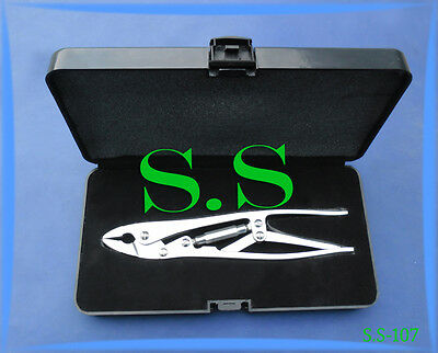 Plate Gripper Spine Orthopedic Surgical Instruments S.s-107