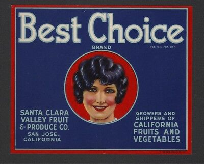 BEST CHOICE - can label - fruits and vegetables - Woman - very nice (Best Fruits And Vegetables)