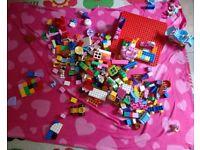 Large bundle of Duplo Lego