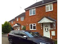 For Rent, a well maintained clean & tidy 3 bedroom Terraced house. New Kitchen & Power Shower.