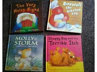 Childrens books x4