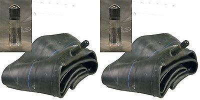 2 ( TWO) 15X6.00-6 15X600-6 15x6-6 Tire Inner Tube Lawn Mower Free Shipping NEW
