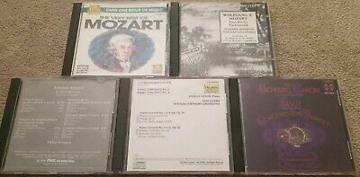 Classical CD Lot:The Very Best of Mozart, Beethoven, Vivaldi & Pachelbel Canon