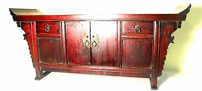 Antique Chinese Ming Altar Cabinet (5283), Circa 1800-1849