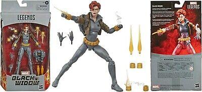 Marvel Legends Series - Black Widow, Grey Suite Walmart Exclusive BRAND NEW MISB