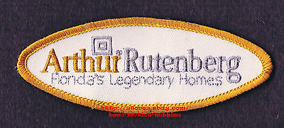 Lmh Patch Badge  Arthur Rutenberg Luxury Home Builders Floridas Legendary Homes